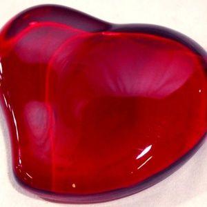 💖💖Tiffany Elsa Peretti® Heart Paperweight